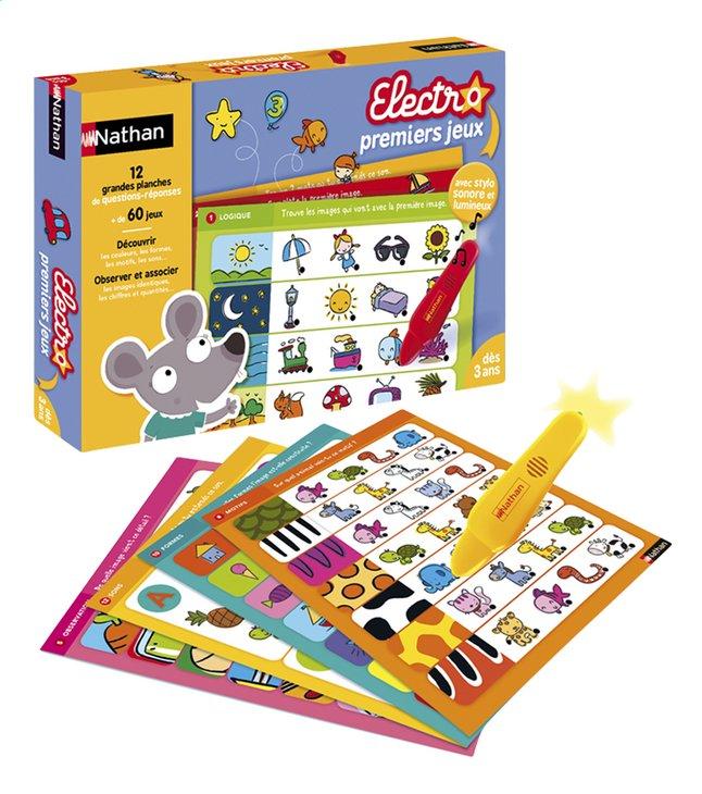 Image pour Electro premiers jeux à partir de DreamLand