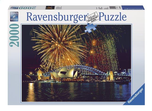 Image pour Ravensburger puzzle Feu d'artifice sur Sydney à partir de DreamLand