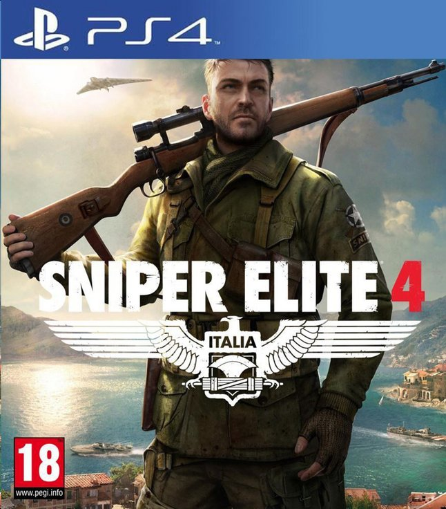 Afbeelding van PS4 Sniper Elite 4 ENG/FR from DreamLand