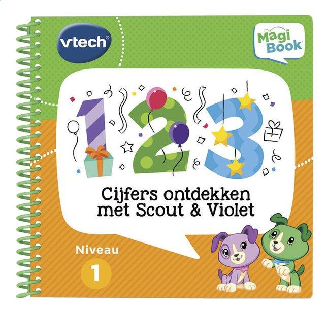 Afbeelding van VTech MagiBook activiteitenboek Cijfers ontdekken from DreamLand