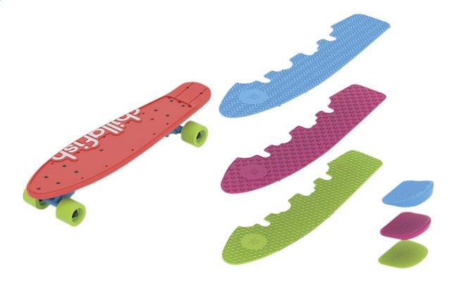 Afbeelding van Chillafish skateboard Skatie RedMix from DreamLand