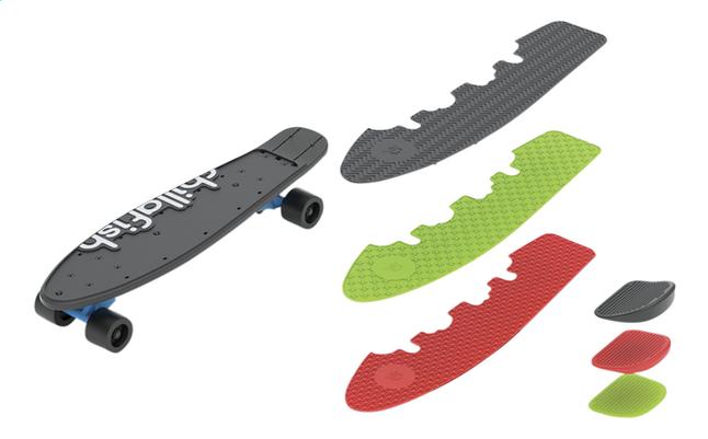 Afbeelding van Chillafish skateboard Skatie BlackMix from DreamLand