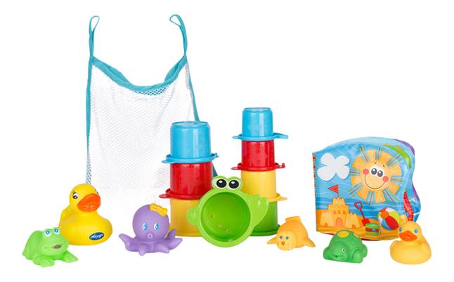 Image pour Playgro jouet de bain Bath Fun Play Pack - 15 pièces à partir de DreamLand