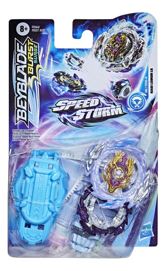 Beyblade Burst Surge Speedstorm Starter Pack - Raid Luinor L6