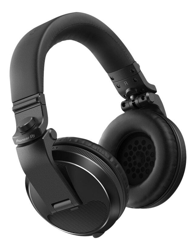 Afbeelding van Pioneer hoofdtelefoon HDJ-X5-K zwart from DreamLand