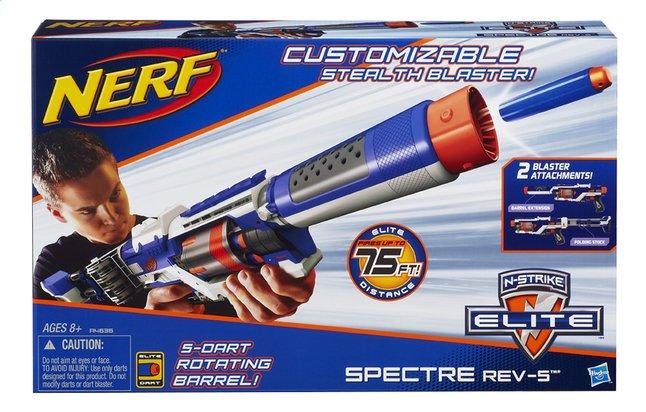 Afbeelding van Nerf blaster Elite N-Strike Spectre Rev-5 from DreamLand