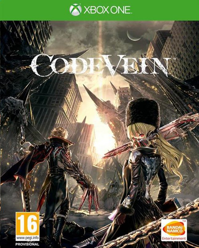 XBOX One Code Vein ANG