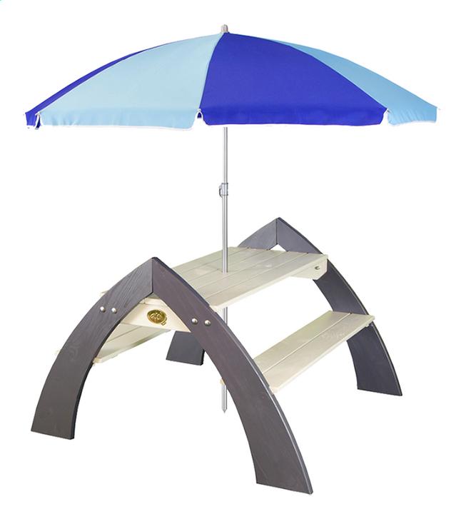 AXI table de pique-nique pour enfants Kylo avec parasol