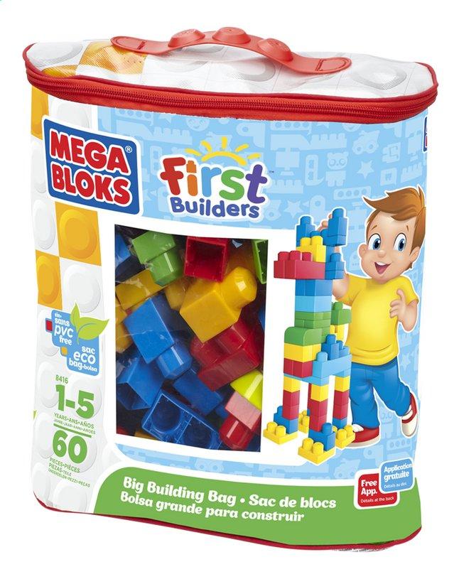 Image pour Mega Bloks First Builders Sac de blocs à partir de DreamLand