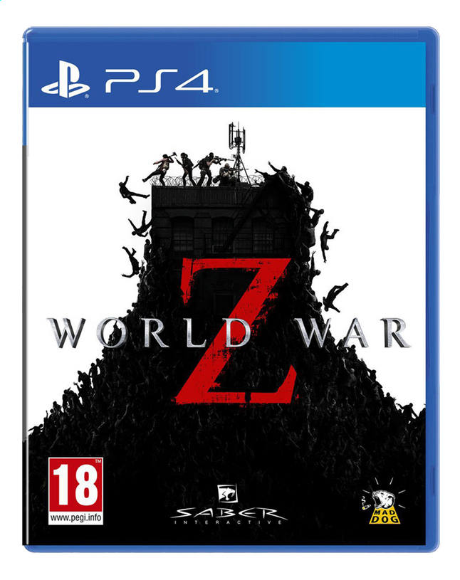 Afbeelding van PS4 World War Z ENG/FR from DreamLand