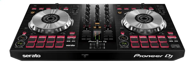 Pioneer Table De Mixage Ddj Sb3