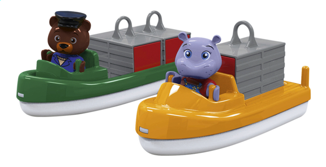 Image pour AquaPlay 255 Porte-container et bateau de transport à partir de DreamLand