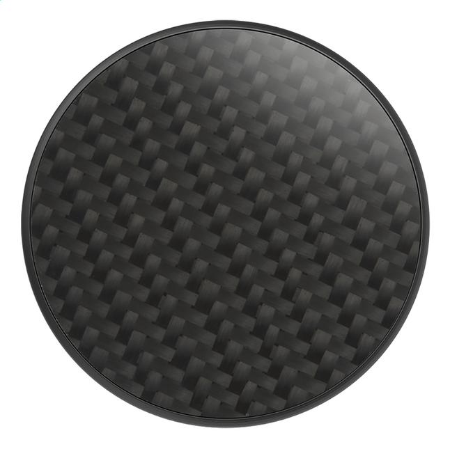 PopSockets Phone grip Carbon Fiber Black