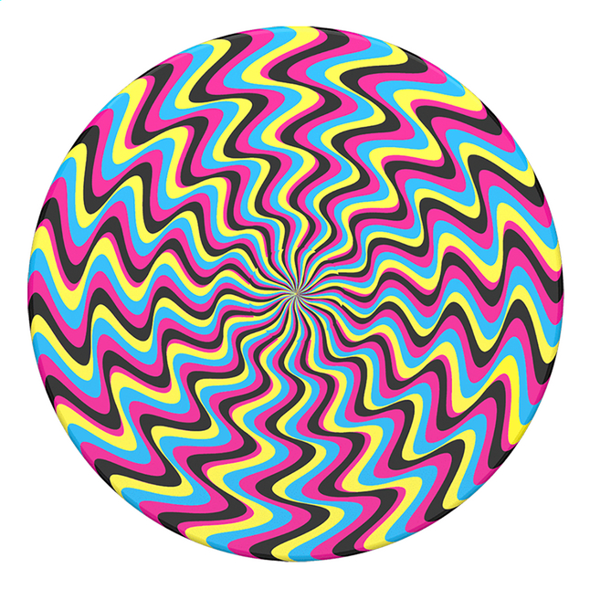 Afbeelding van PopSockets Phone grip Carnival Swirl from DreamLand