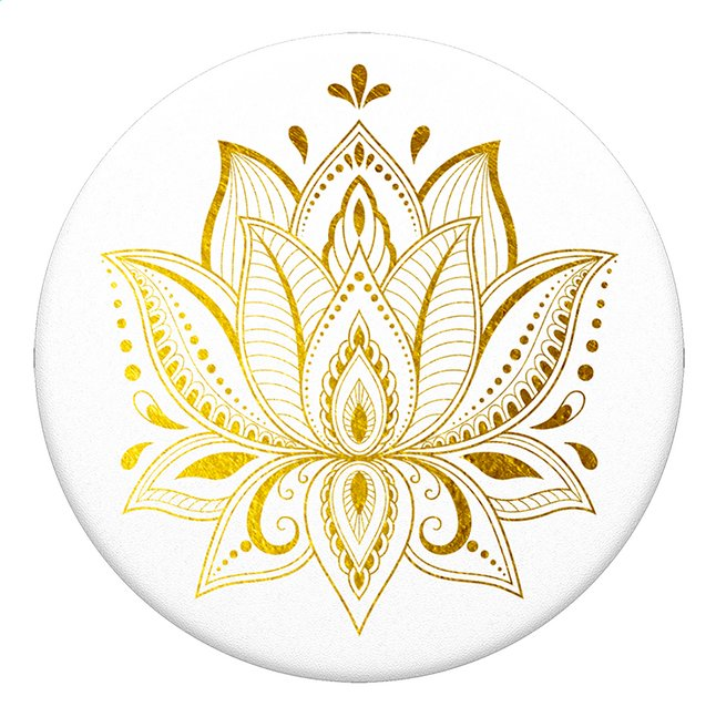 Afbeelding van PopSockets Phone grip Golden Prana from DreamLand