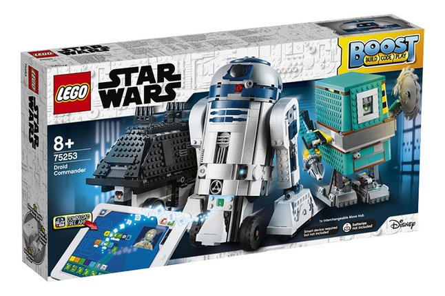 LEGO Boost 75253 Star Wars Commandant des droïdes