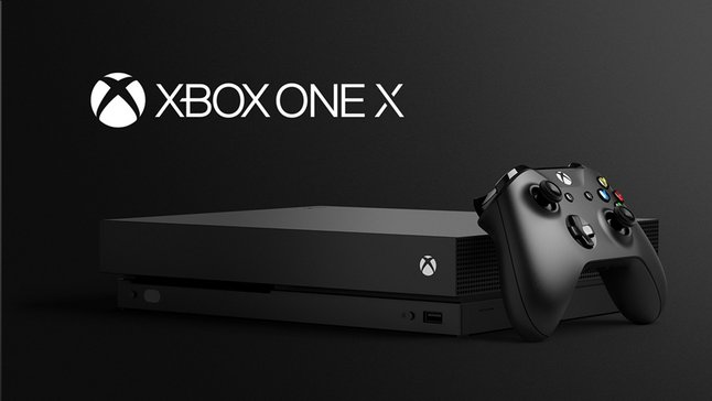 Afbeelding van Microsoft console XBOX One X zwart from DreamLand