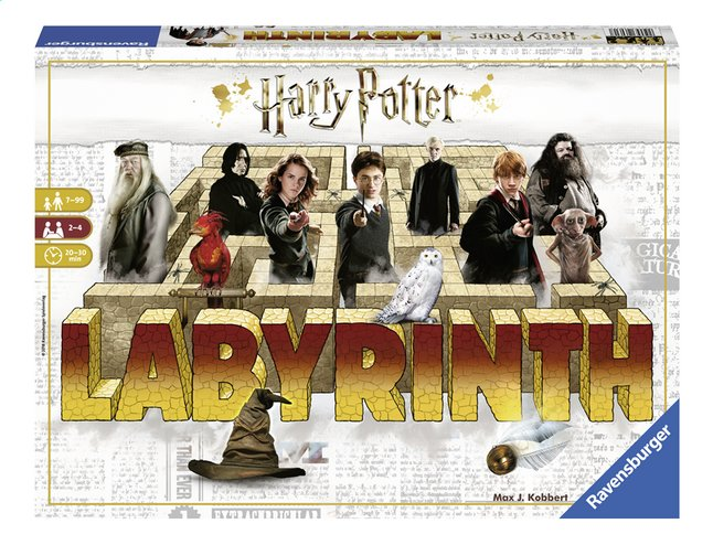 Afbeelding van Labyrinth Harry Potter from DreamLand
