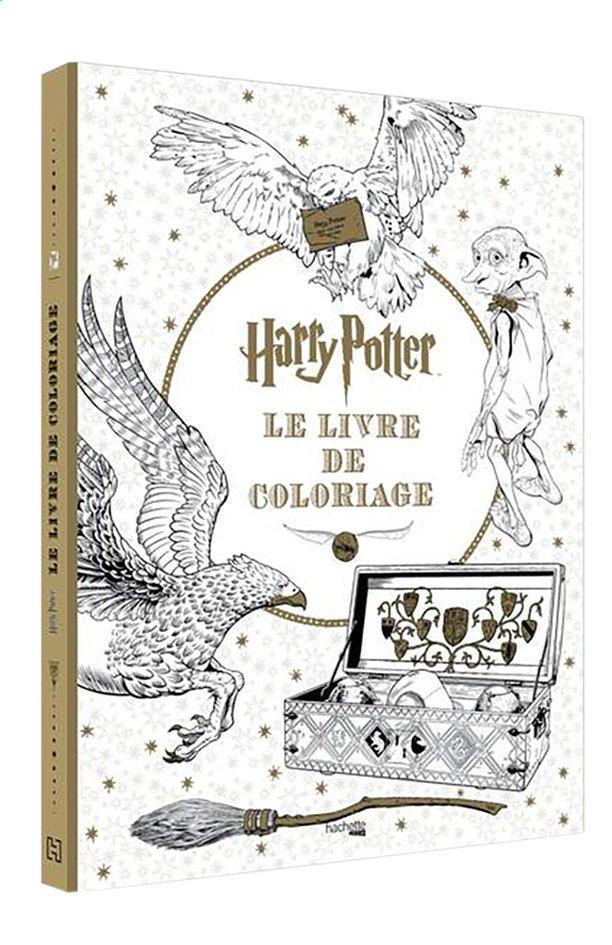 Harry Potter Le Livre De Coloriage Super Deals Et Nouveautes Au