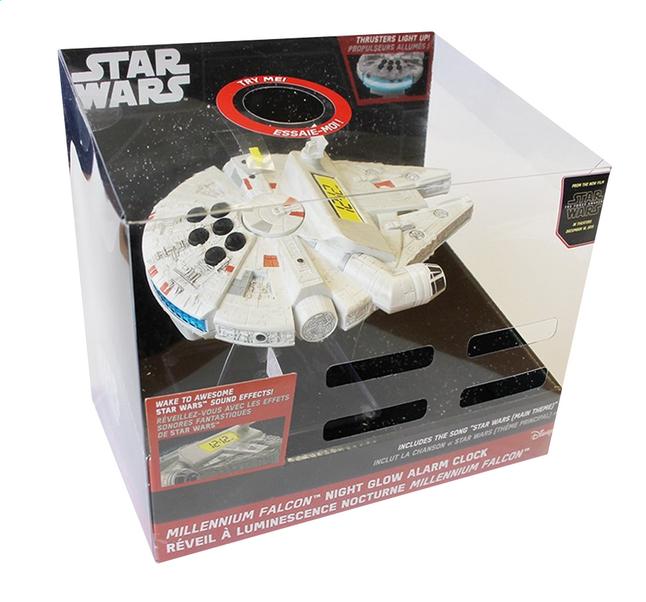 Image pour iHome radio-réveil Star Wars Millenium Falcon à partir de DreamLand