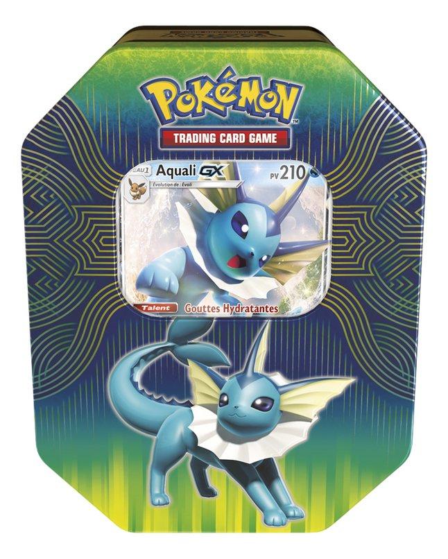 Image pour Pokémon JCC Trading Cards GX Printemps 2019 Puissance élémentaire - Aquali à partir de DreamLand