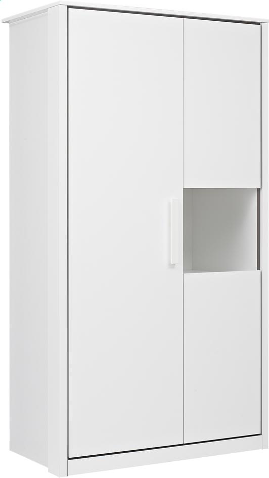 Image pour Garde-robe Basil 3 portes à partir de DreamLand