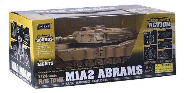 Image pour XQ véhicule militaire RC M1A2 Abrams à partir de DreamLand