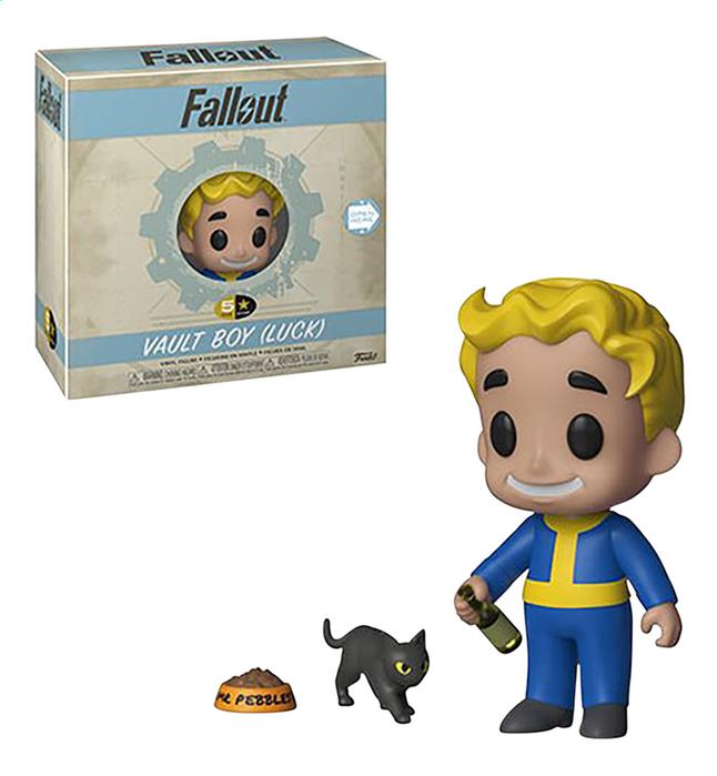 Afbeelding van Figuur Fallout Vault Boy (Luck) from DreamLand