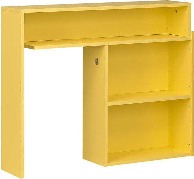 Image pour Tête de lit Basil jaune à partir de DreamLand
