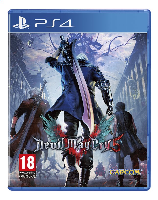 Afbeelding van PS4 Devil May Cry 5 ENG/FR from DreamLand
