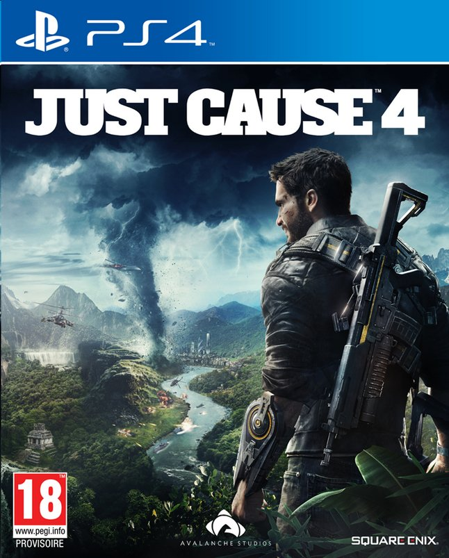 Afbeelding van PS4 Just Cause 4 ENG/FR from DreamLand