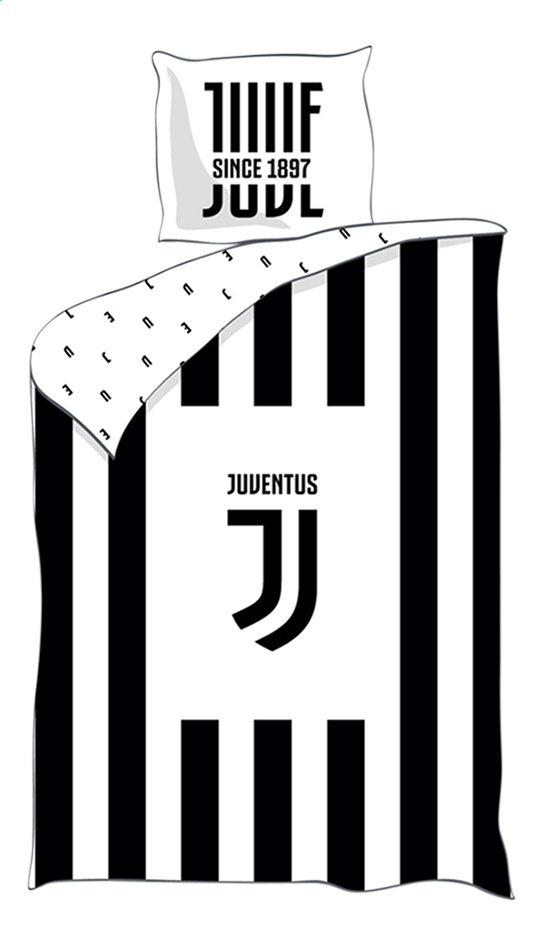 Housse de couette Juventus polyester 140 x 200 cm