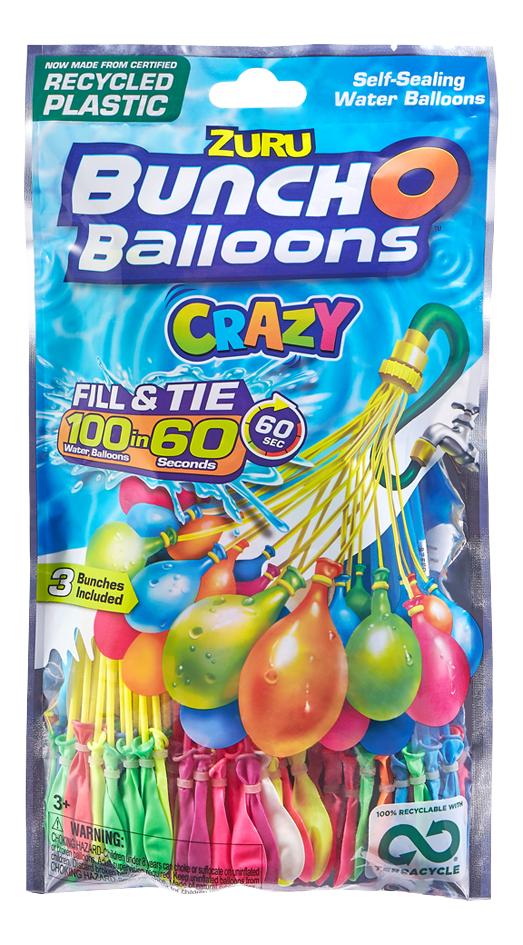 Zuru bombe à eau Bunch O Balloons Crazy