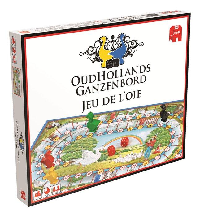Afbeelding van Oudhollands Ganzenbord from DreamLand