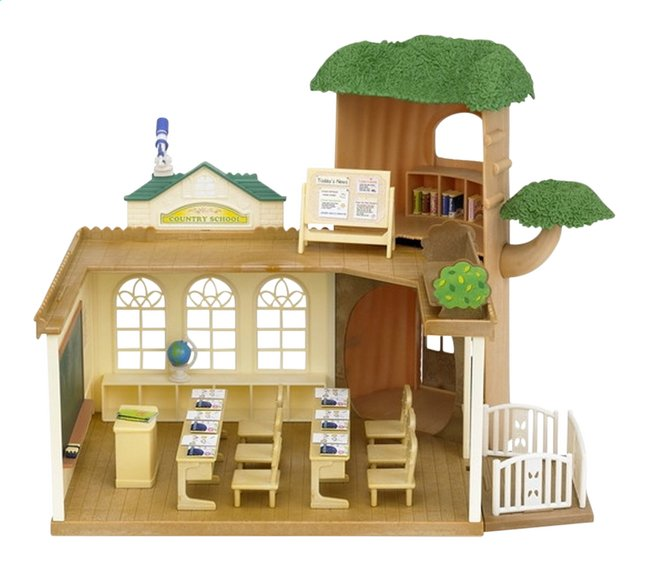 Image pour Sylvanian Families 5105 - École de la forêt à partir de DreamLand