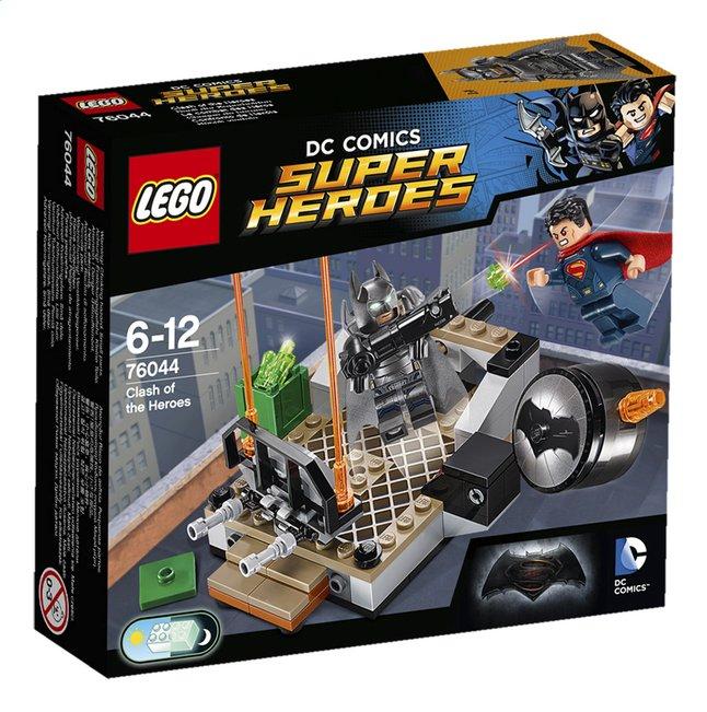 Afbeelding van LEGO Super Heroes 76044 Het duel van de helden from DreamLand