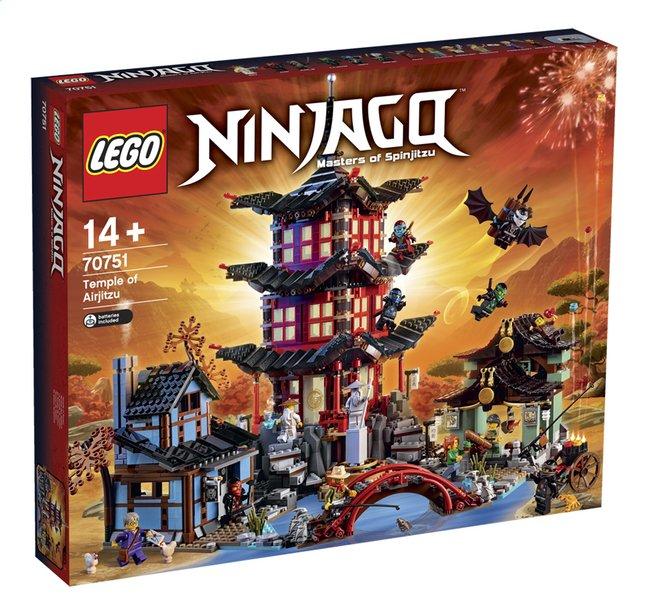 Afbeelding van LEGO Ninjago 70751 Tempel van Airjitzu from DreamLand